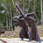 The Yoke of Jesus, the cross