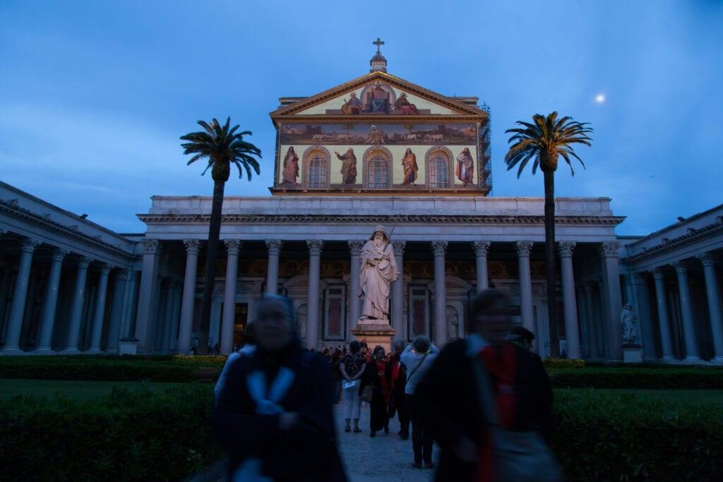 Saint Paul's Basilica Outside the Walls