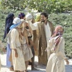 Jesus, Word of Life, teaching his disciples